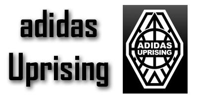 adidas uprising button