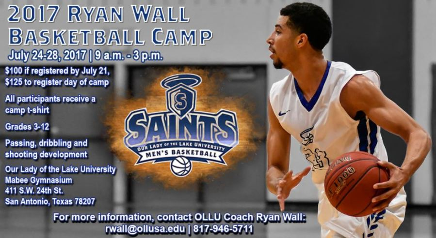 ryan wall basketball camp 1